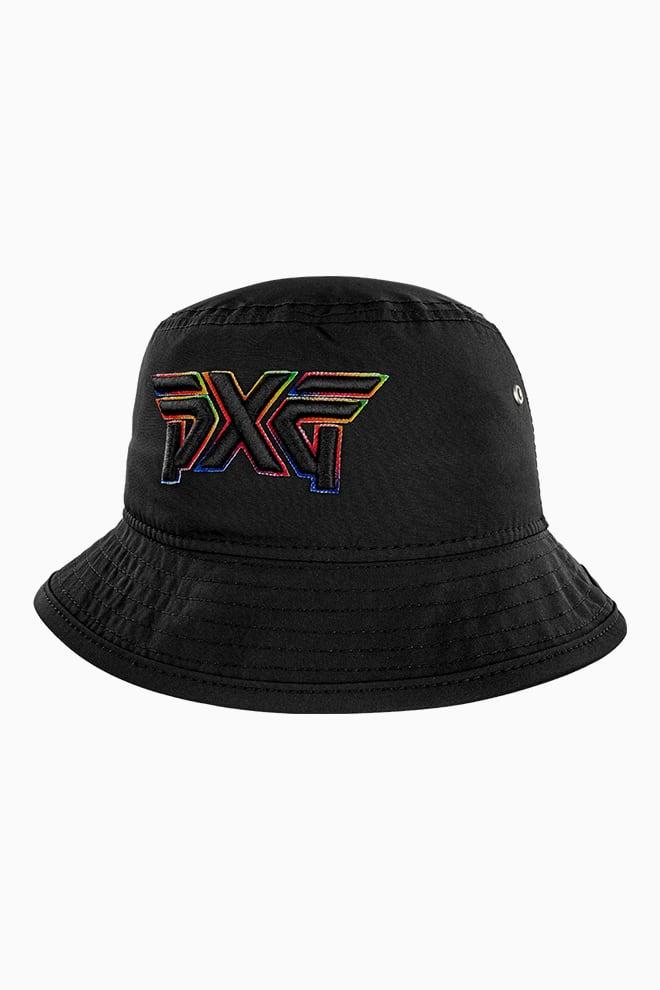 Pride Outline Bucket Hat Image 1