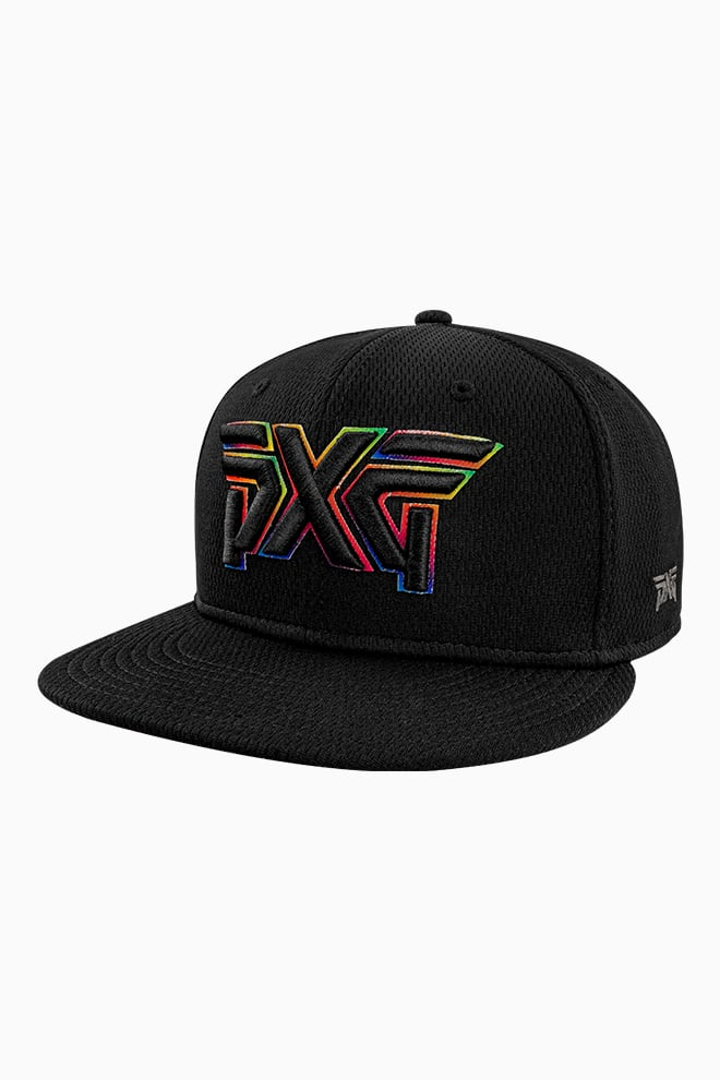 Pride Outline 9FIFTY Snapback Cap Image 1
