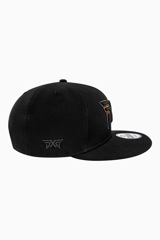 Pride Outline 9FIFTY Snapback Cap Image 4