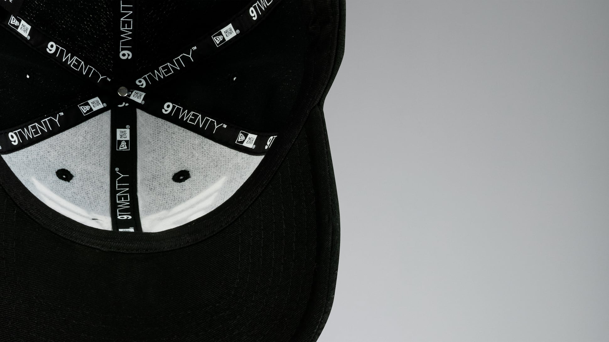 Women's Performance Line 9TWENTY Adjustable Velcro Cap Image 4