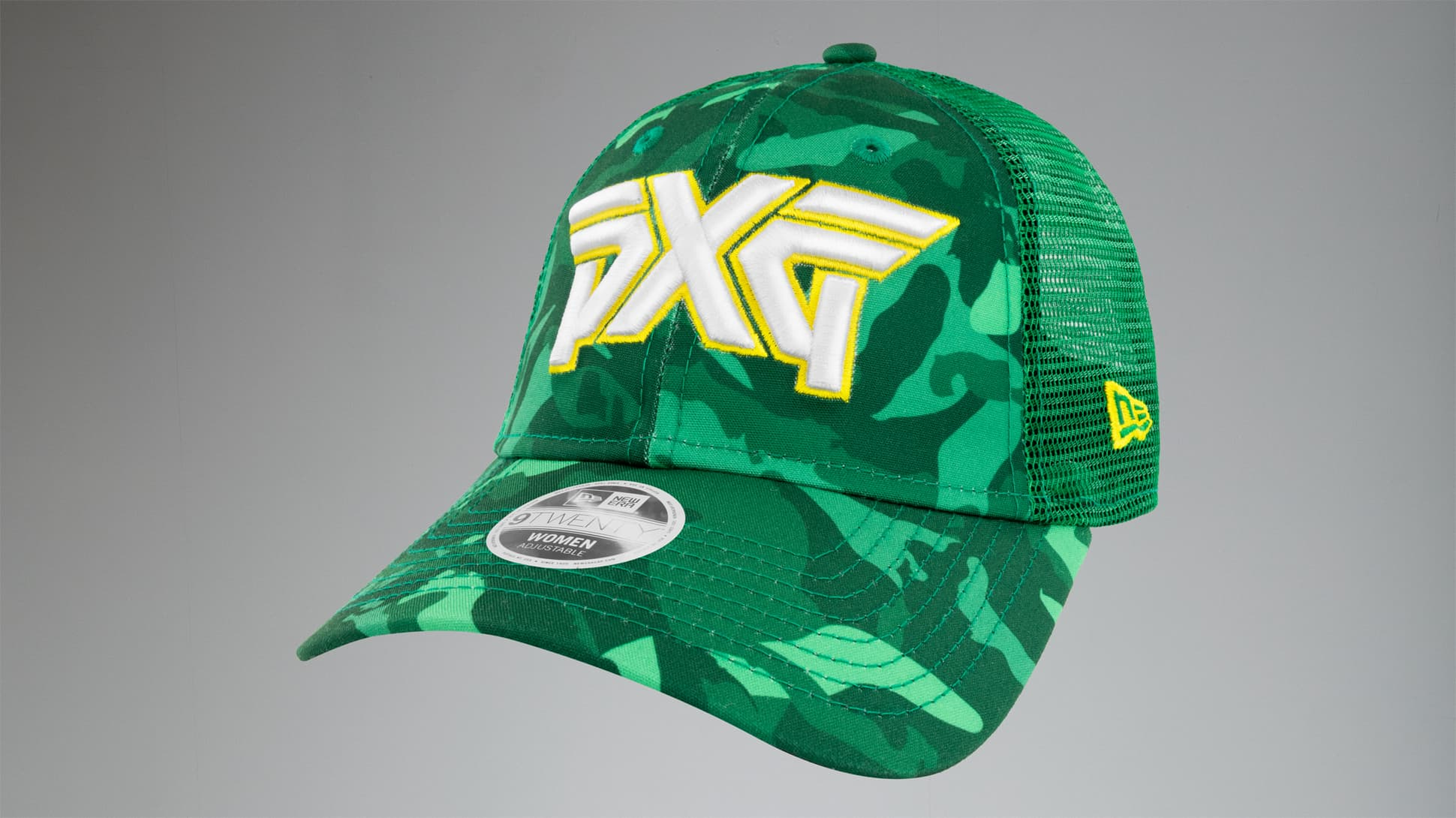 Women's Phoenix Fairway Camo™ 9TWENTY Trucker Cap Image 1