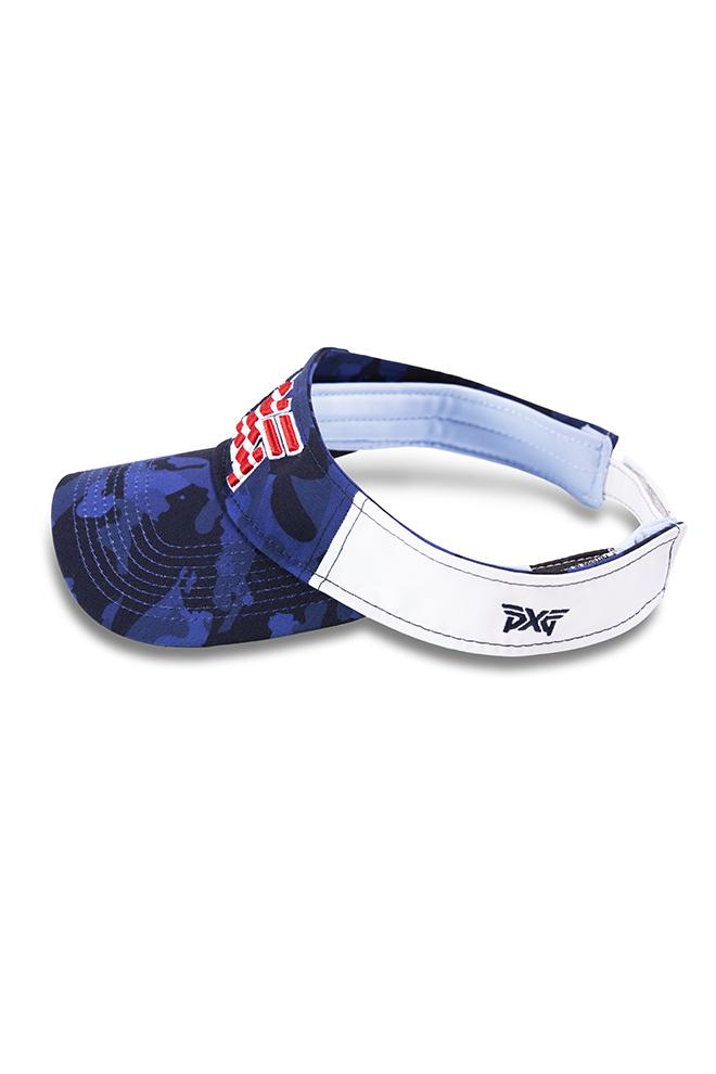 Stars & Stripes Sport Visor Image 2