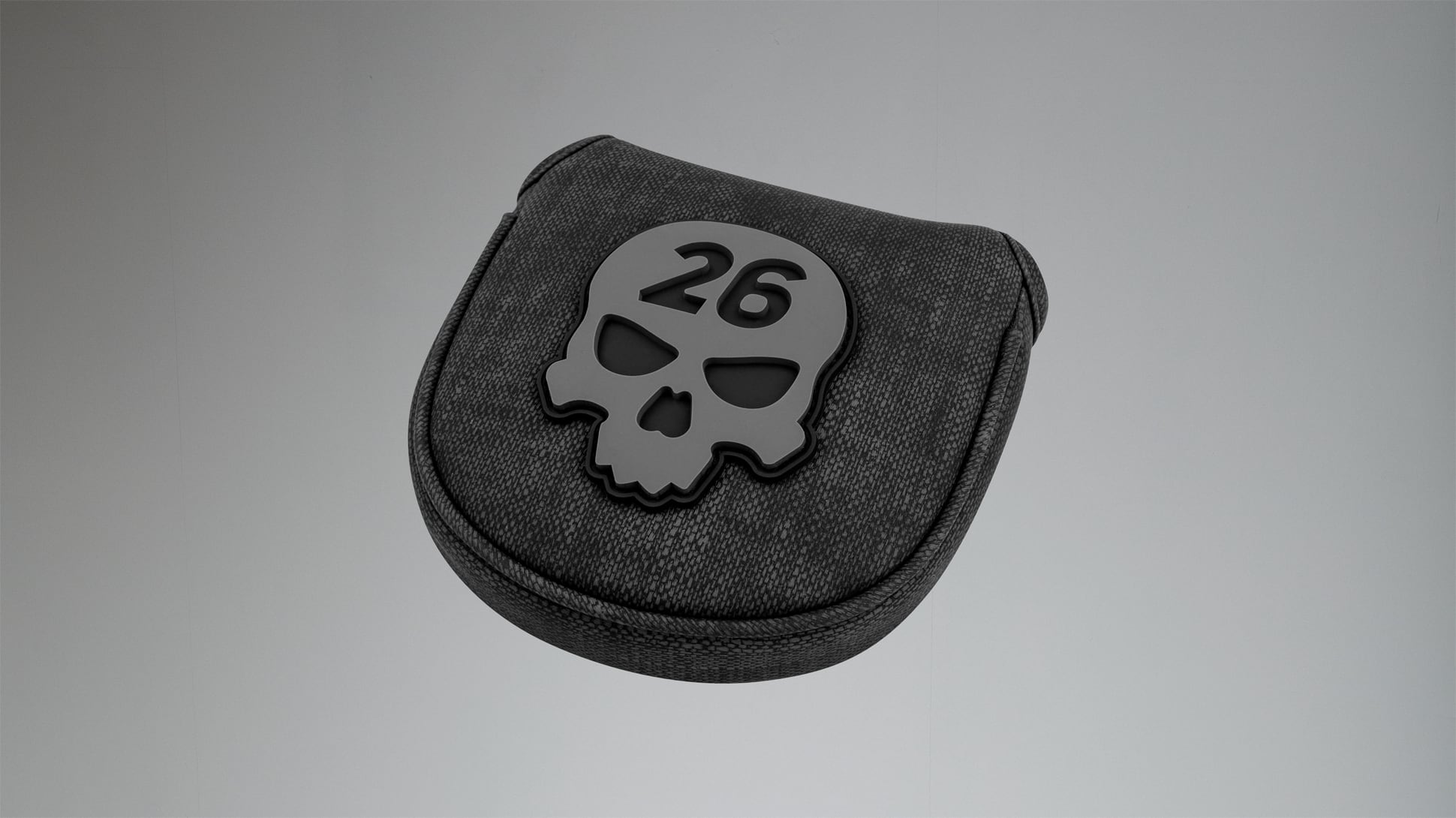 Darkness Mallet Putter Headcover Image 1