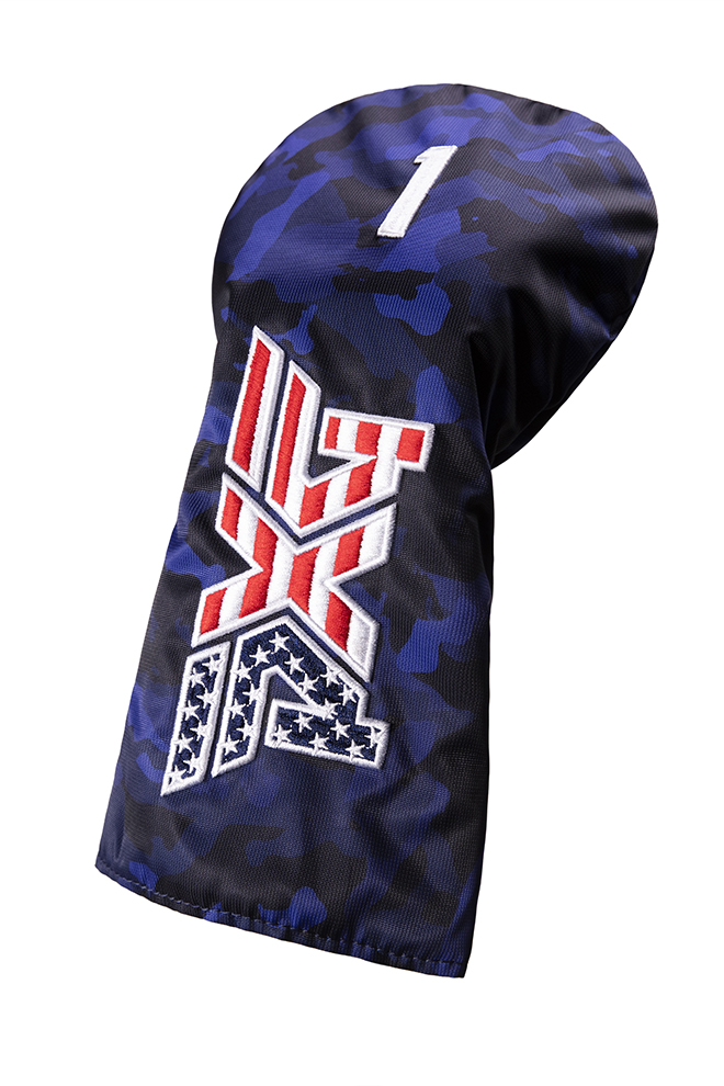 Stars & Stripes Driver Headcover Image 1