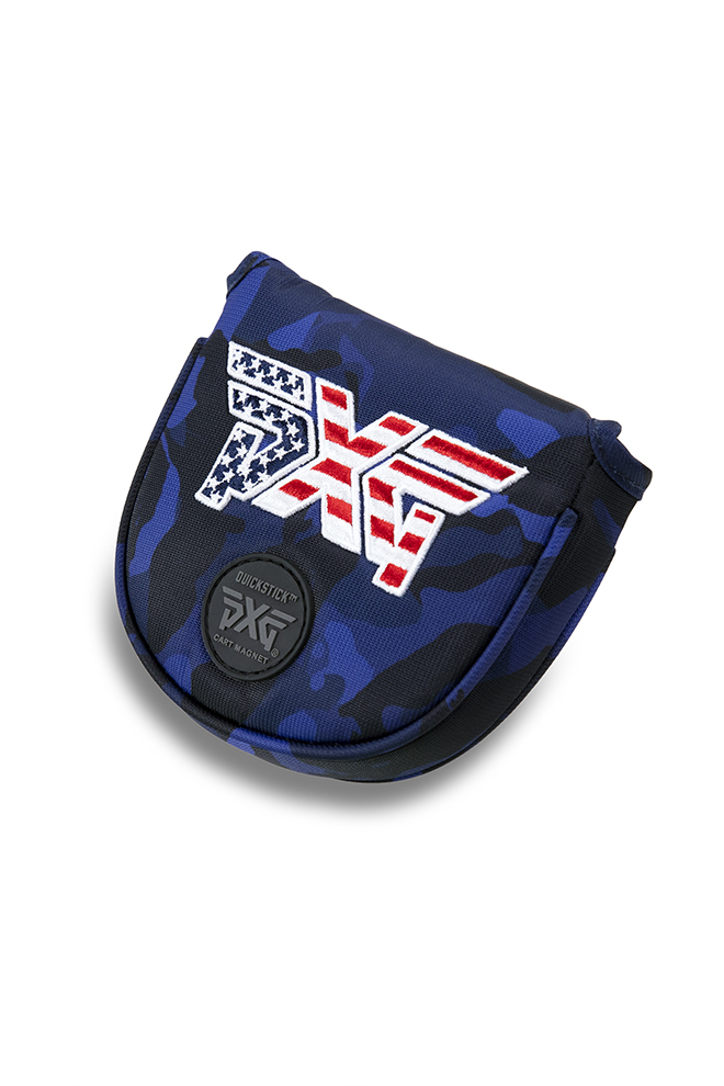 Stars & Stripes Mallet Putter Headcover Image 1