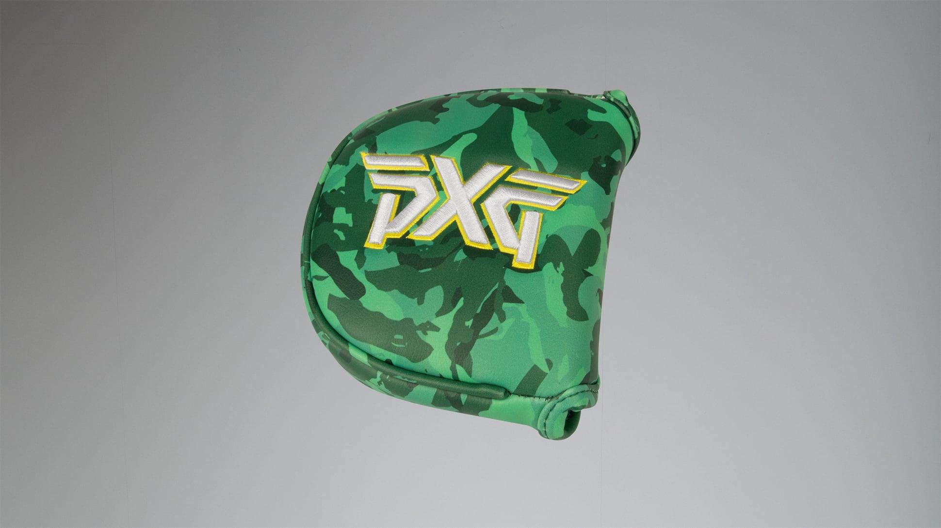 Phoenix Fairway Camo™  Mallet Putter Headcover Image 1
