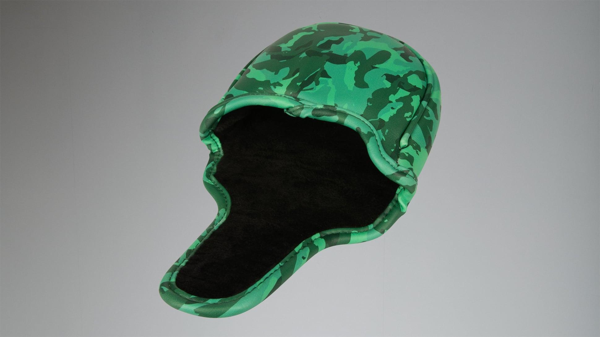 Phoenix Fairway Camo™  Mallet Putter Headcover Image 3