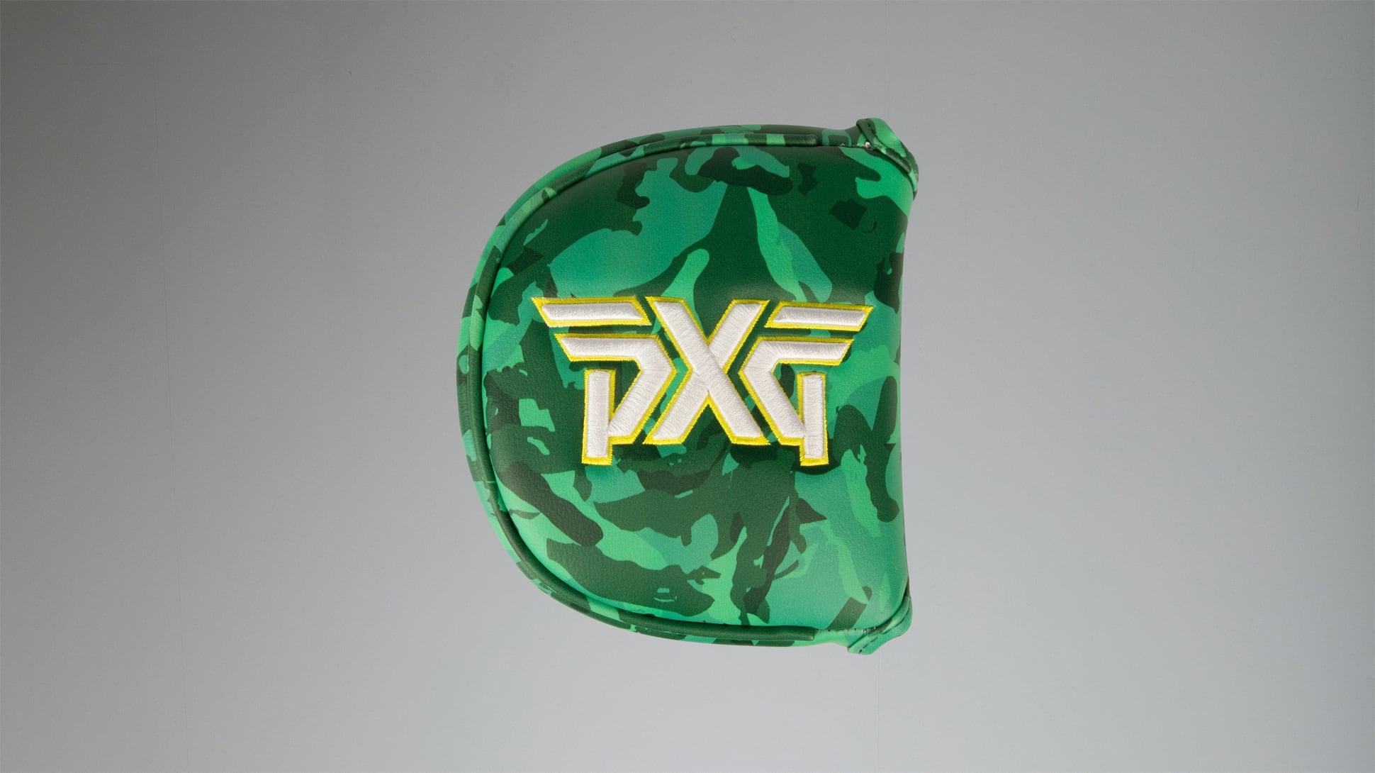 Phoenix Fairway Camo™  Mallet Putter Headcover Image 4