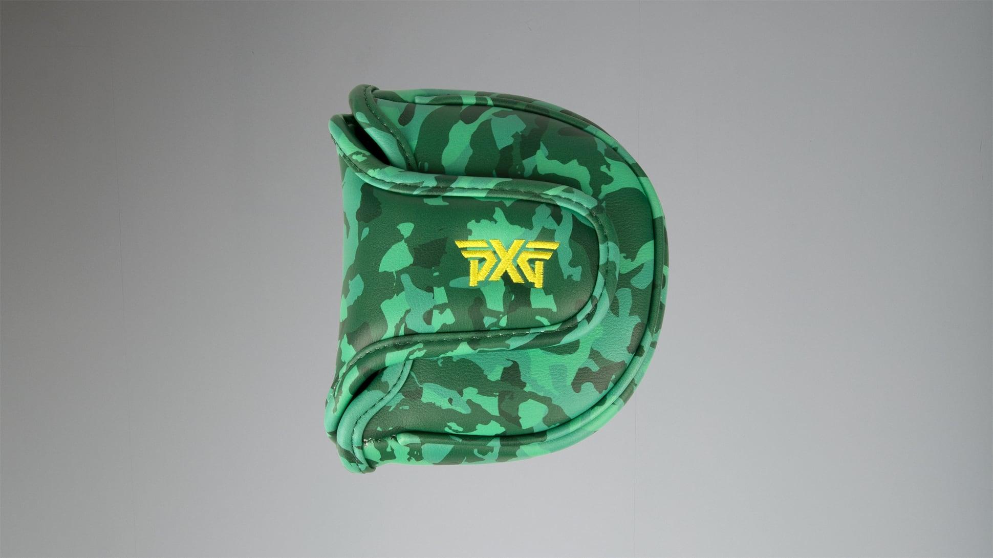 Phoenix Fairway Camo™  Mallet Putter Headcover Image 5