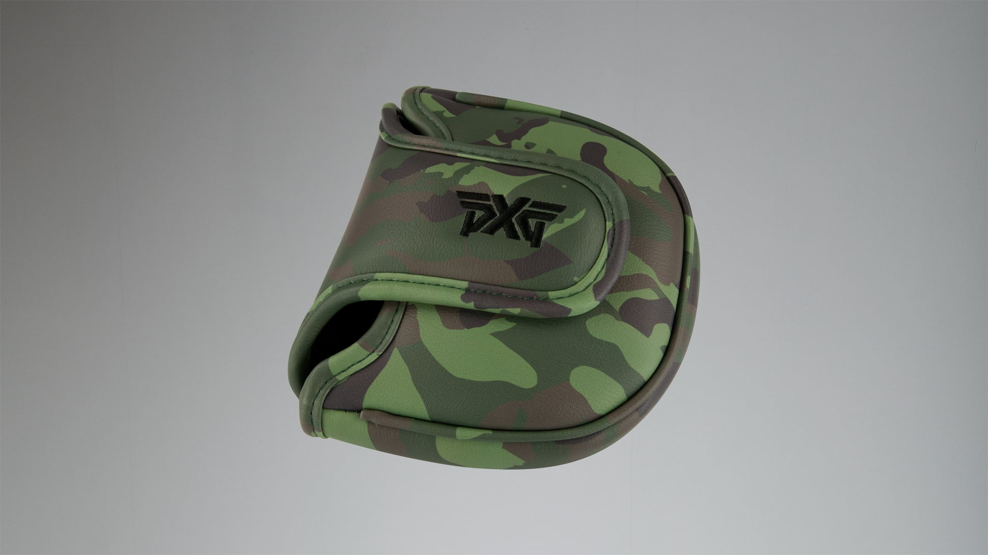 Jungle Camo Mallet Putter Headcover Image 2