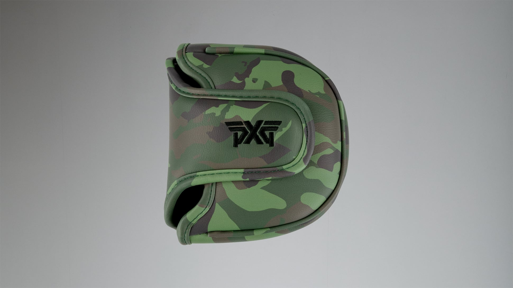 Jungle Camo Mallet Putter Headcover Image 5