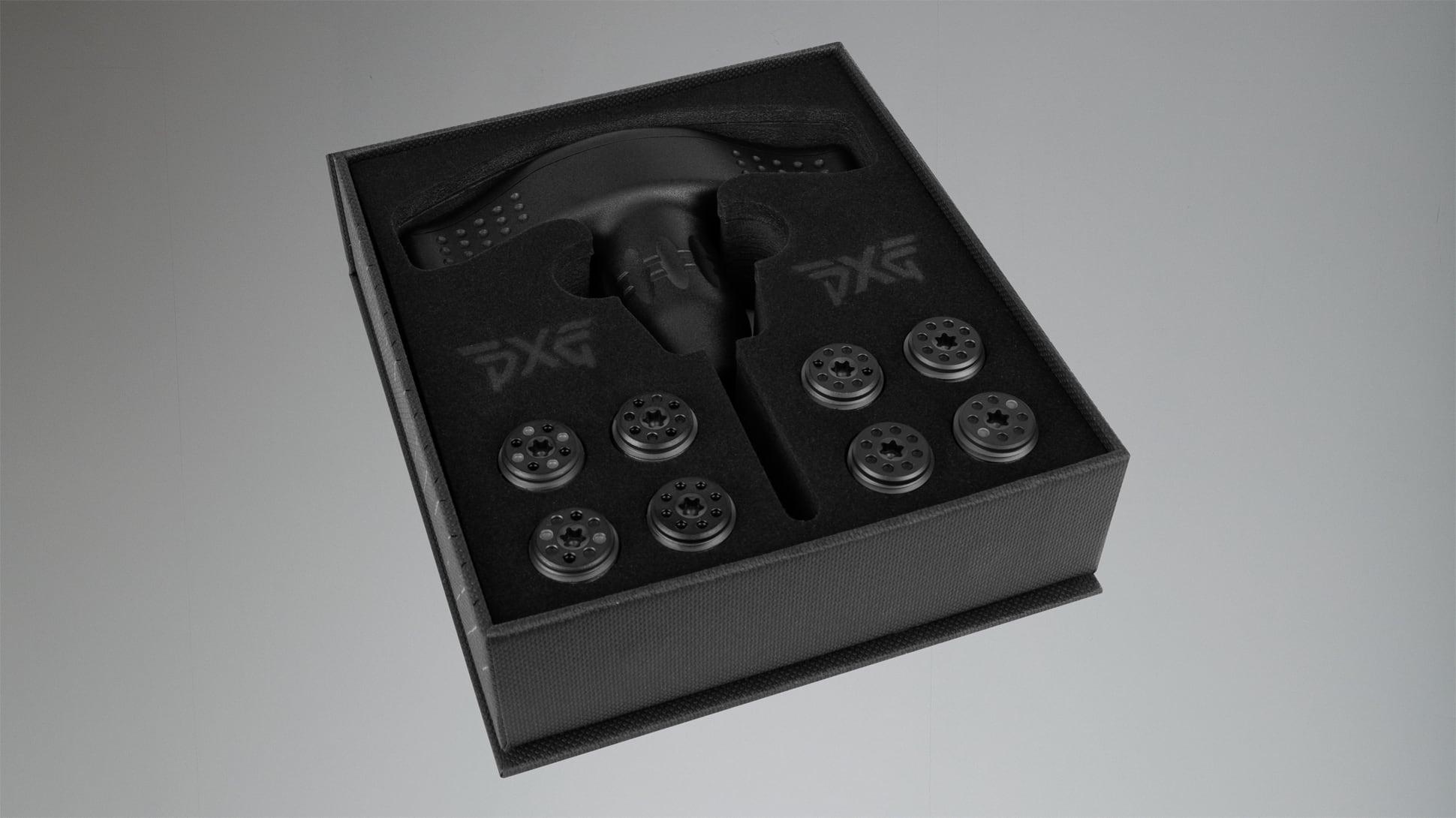Metal Wood Weight Kit Image 1