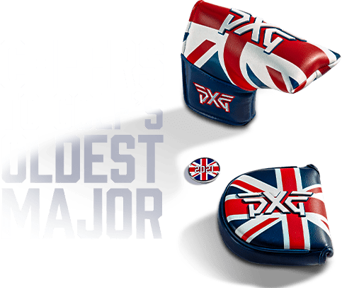 Cheers to golf's oldest major