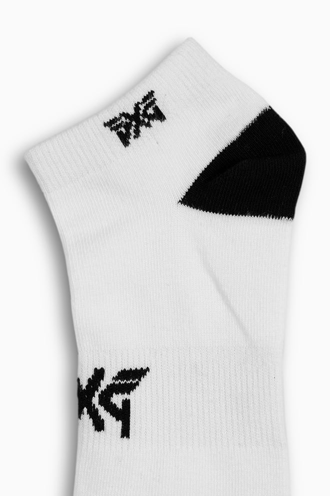 Men's Ribbed Ankle Socks Image 1