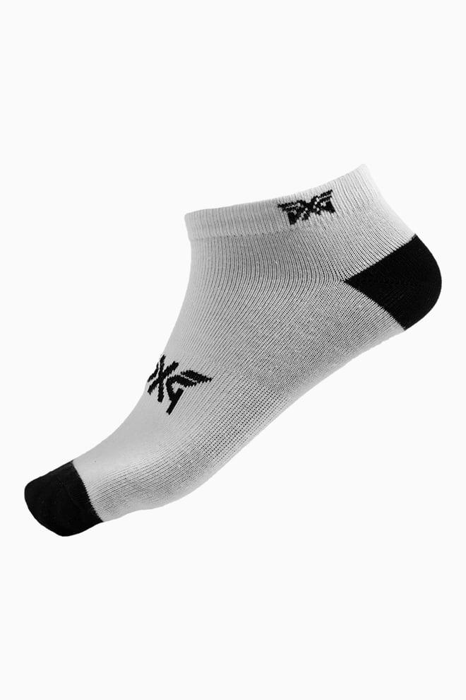 Men's Ribbed Ankle Socks Image 2