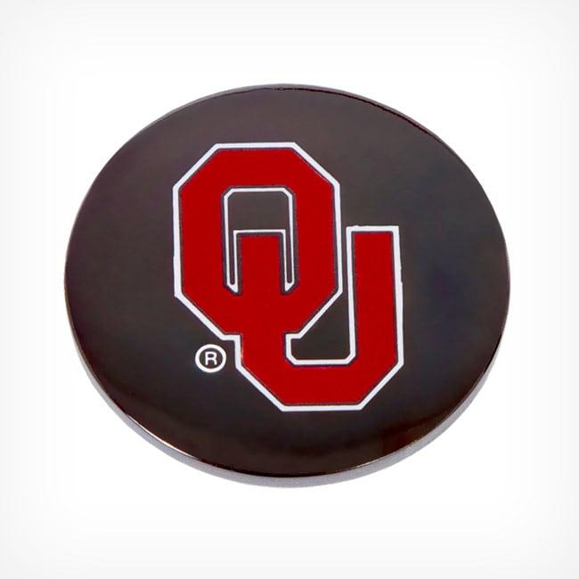 Oklahoma Ball Marker Image 1