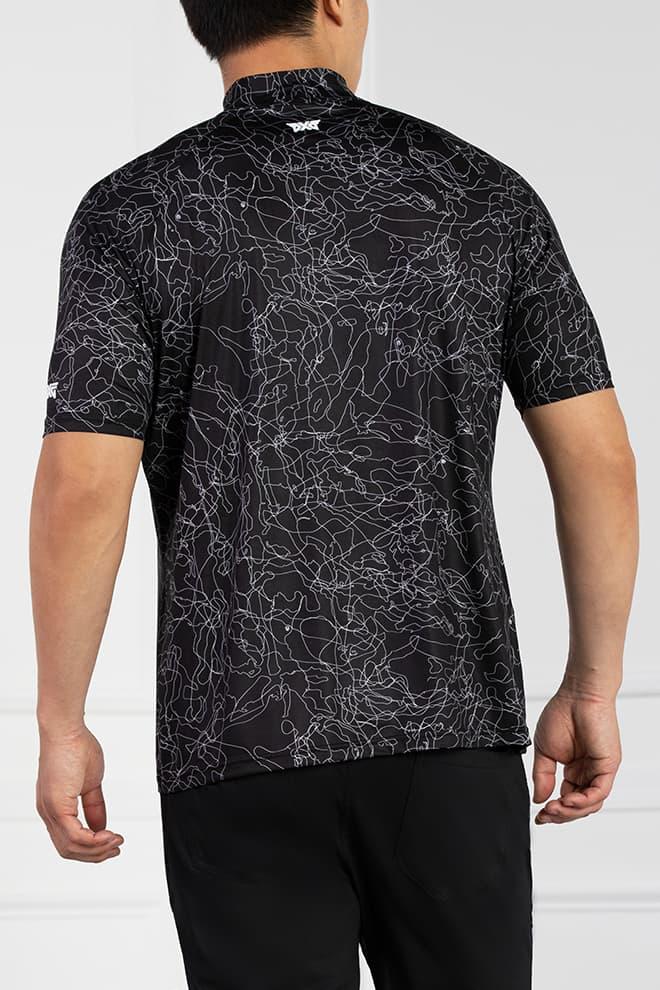 Outline Fairway Camo™ Short Sleeve Top Image 4