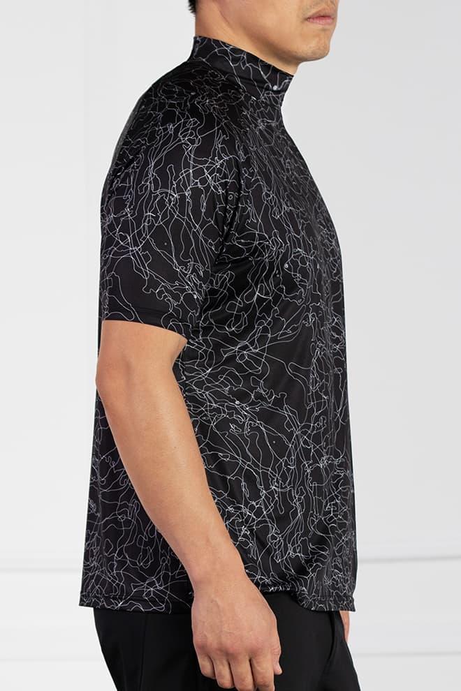 Outline Fairway Camo™ Short Sleeve Top Image 3