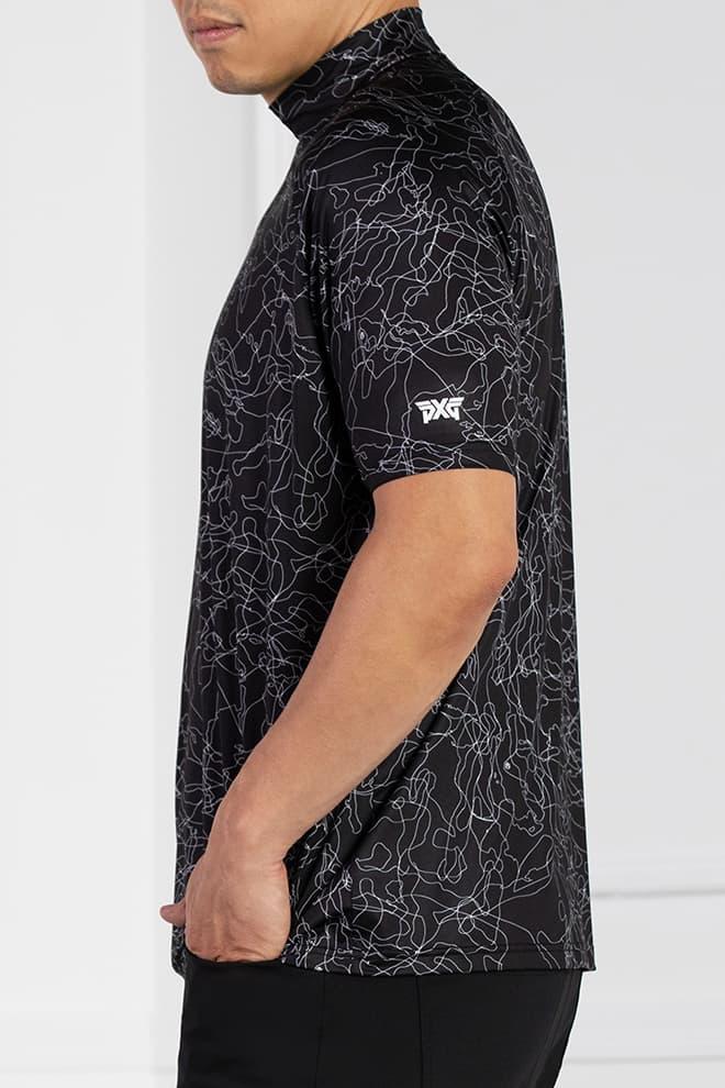 Outline Fairway Camo™ Short Sleeve Top Image 2