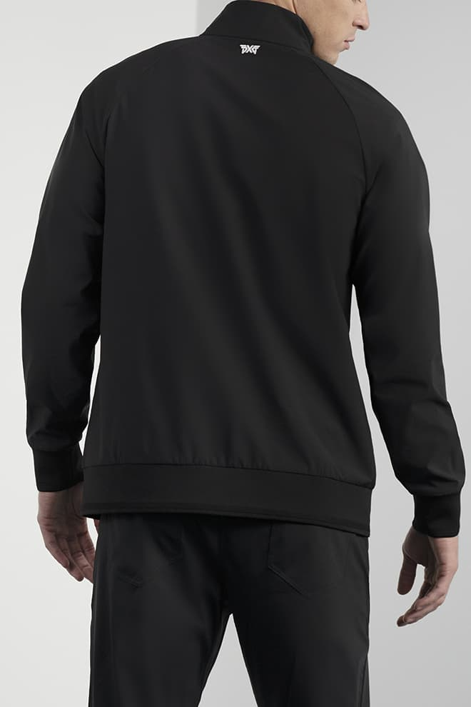 Full-Zip Performance Jacket Image 4