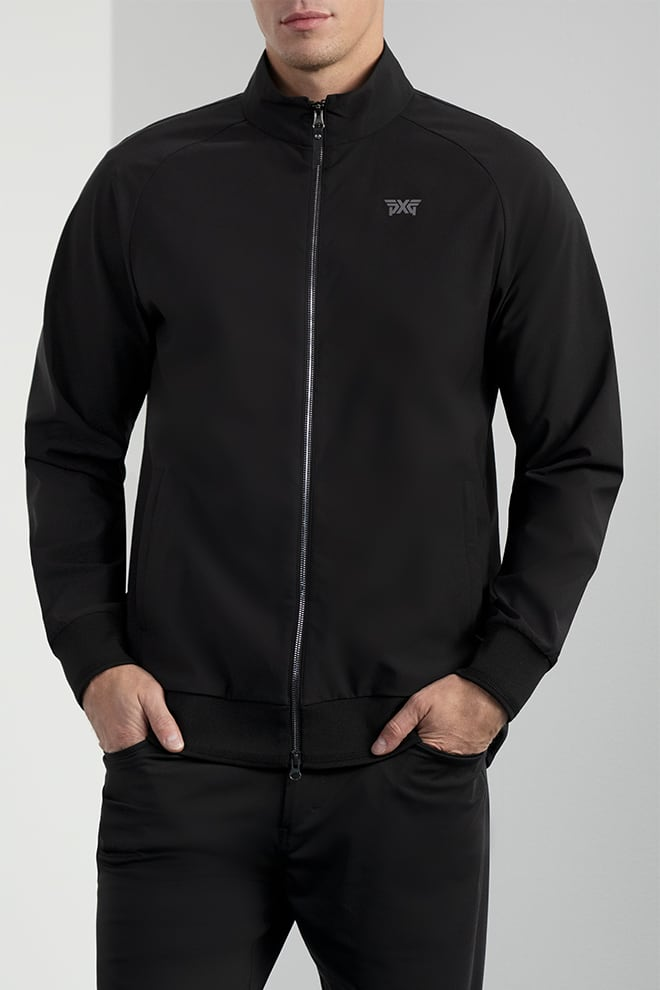 Full-Zip Performance Jacket Image 1