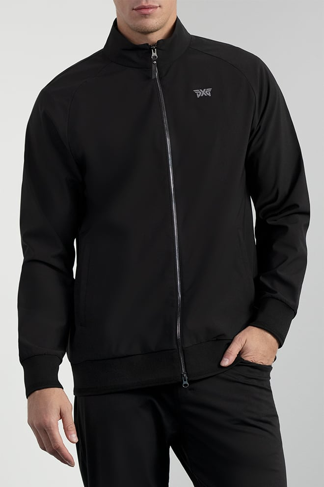 Full-Zip Performance Jacket Image 2