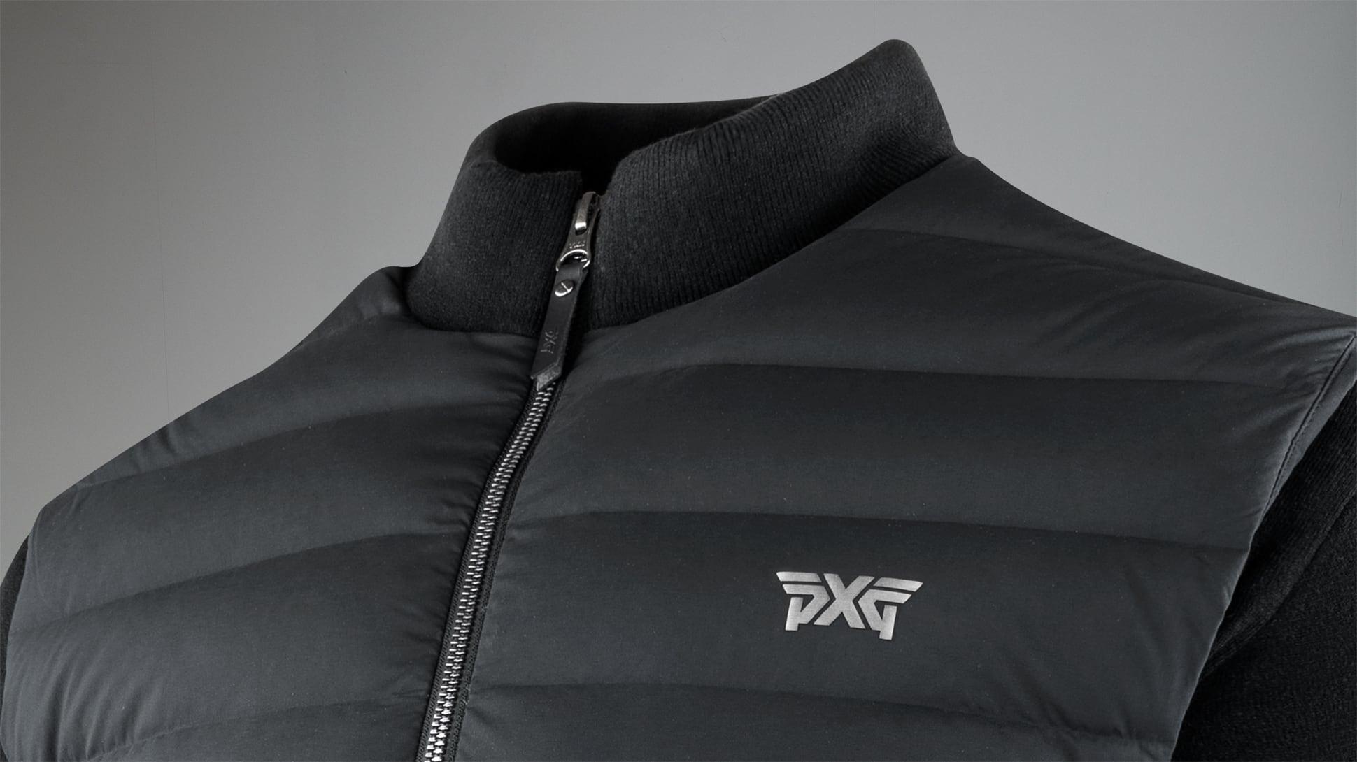 Patch Knit Down Hybrid Jacket Image 2