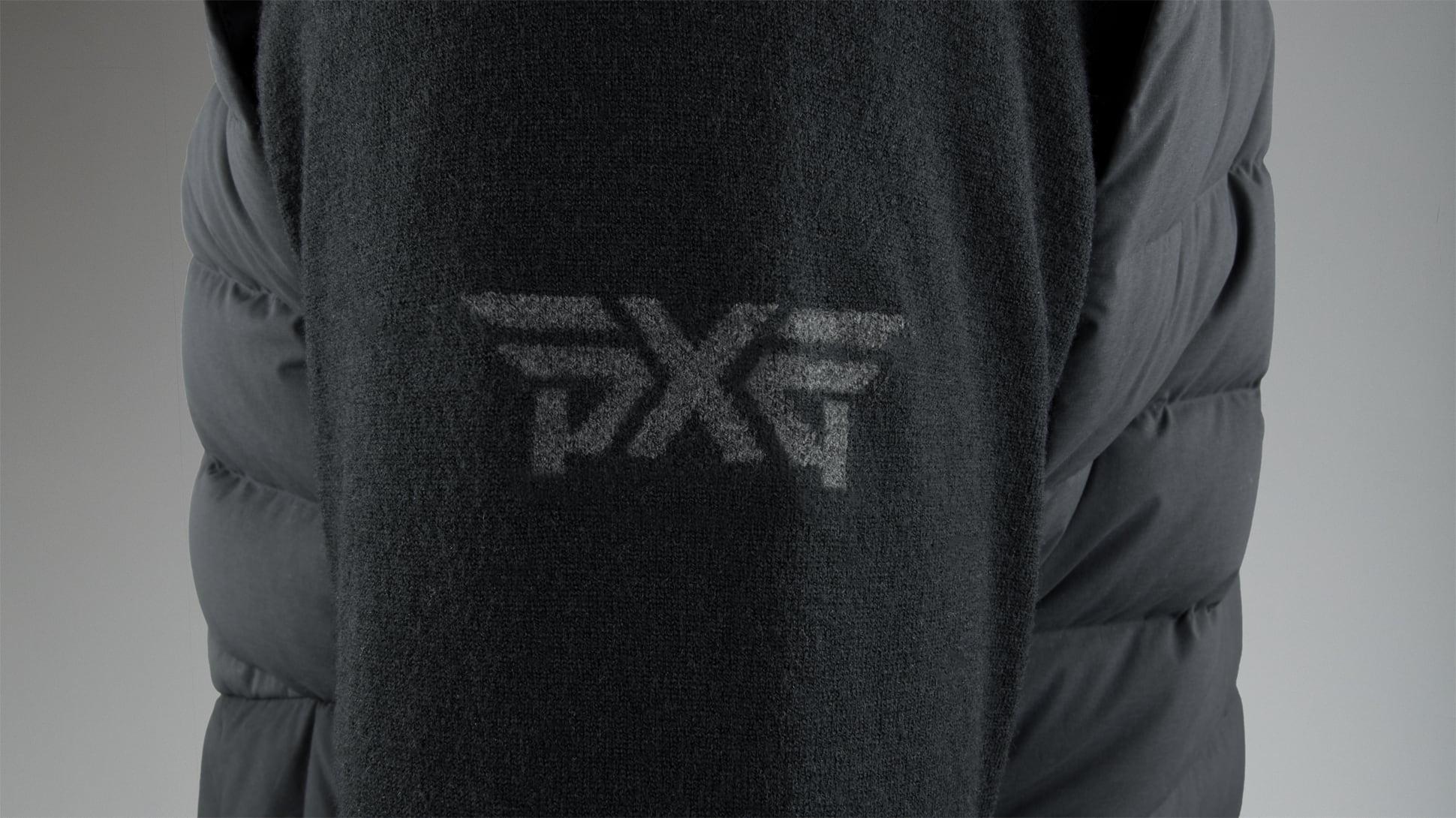 Patch Knit Down Hybrid Jacket Image 4