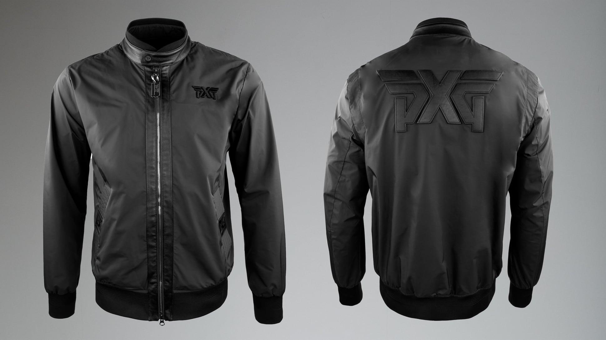 Signature Zip-Front Bomber Jacket Image 6