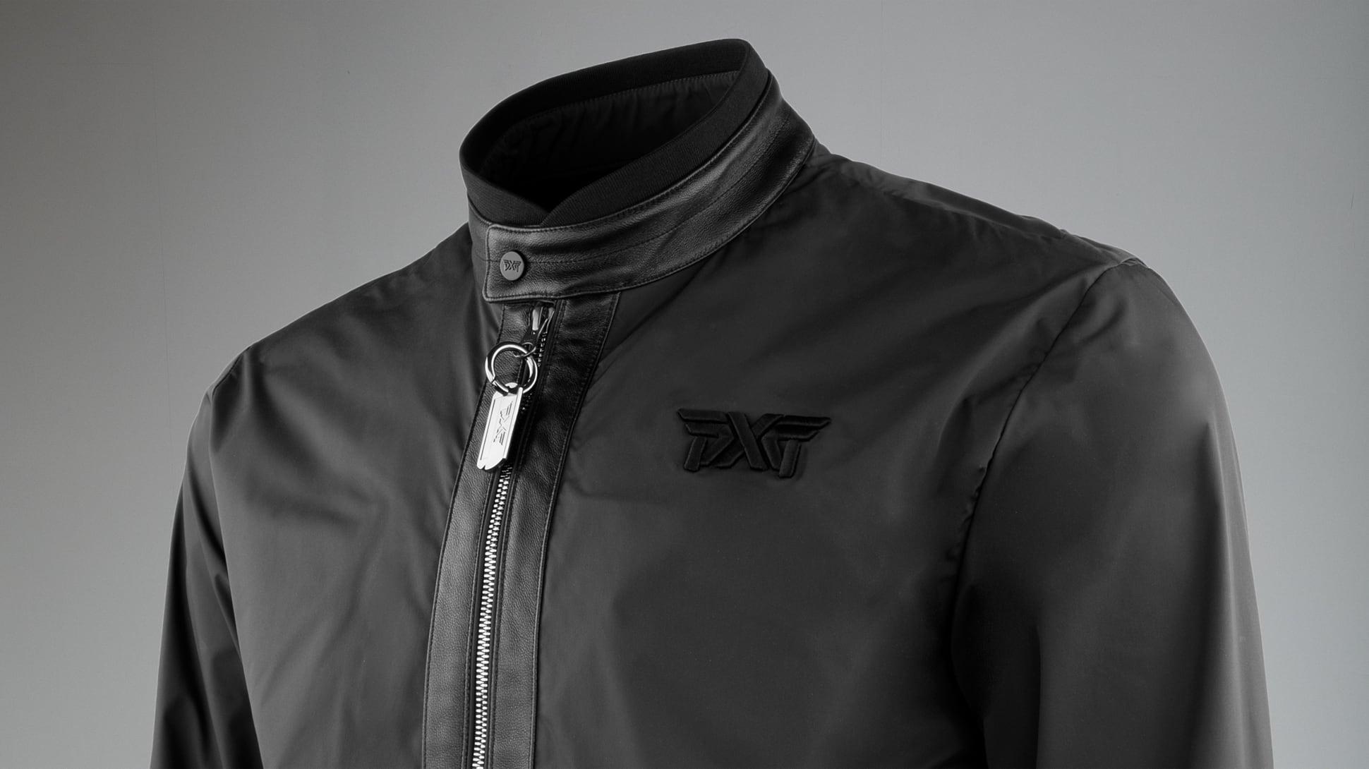 Signature Zip-Front Bomber Jacket Image 7