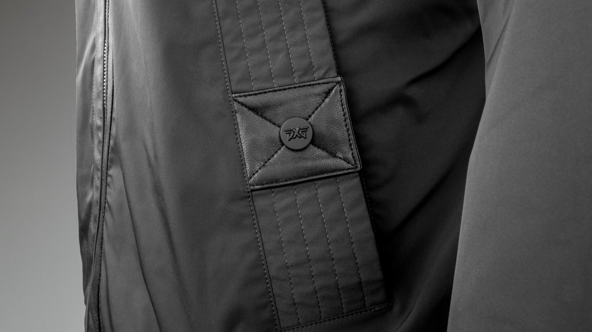 Signature Zip-Front Bomber Jacket Image 9