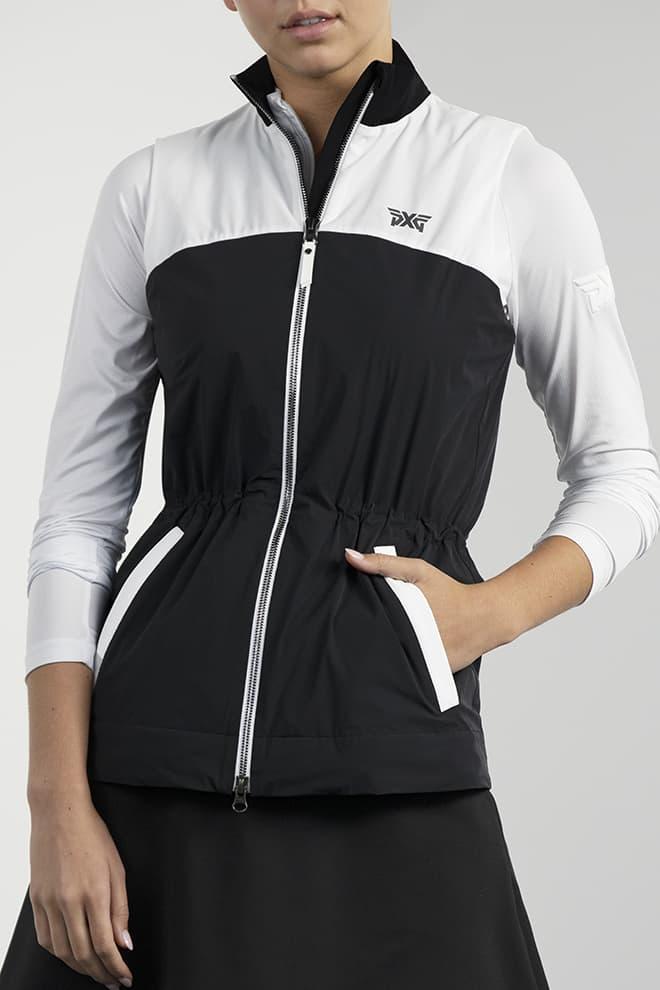 Color Block Vest Image 1