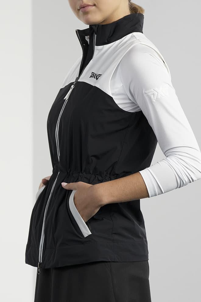 Color Block Vest Image 2