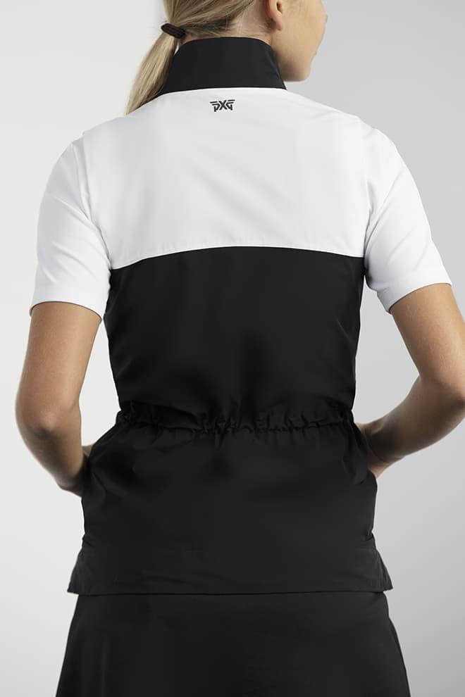 Color Block Vest Image 3