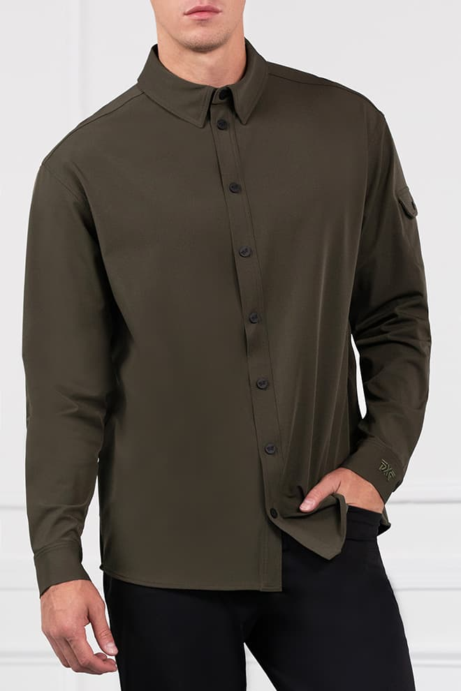 Classic Long Sleeve Shirt Image 1