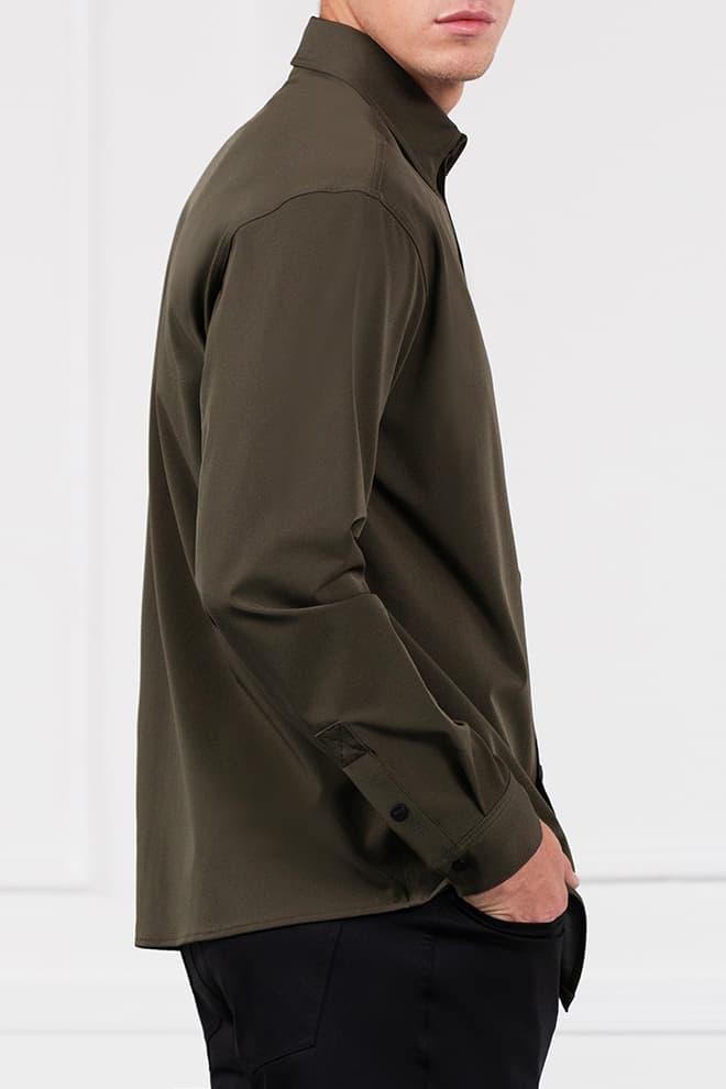Classic Long Sleeve Shirt Image 3