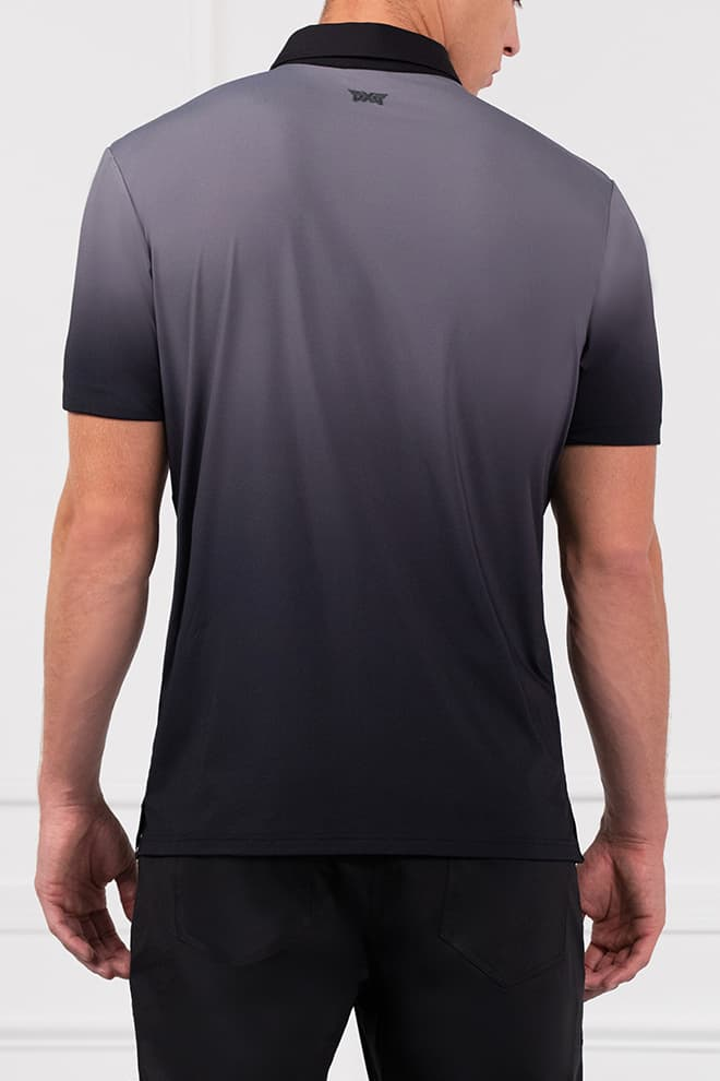 Athletic Fit Ombre Polo Image 3