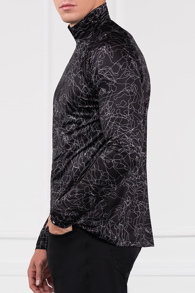 Outline Fairway Camo™ Long Sleeve Top Image 2