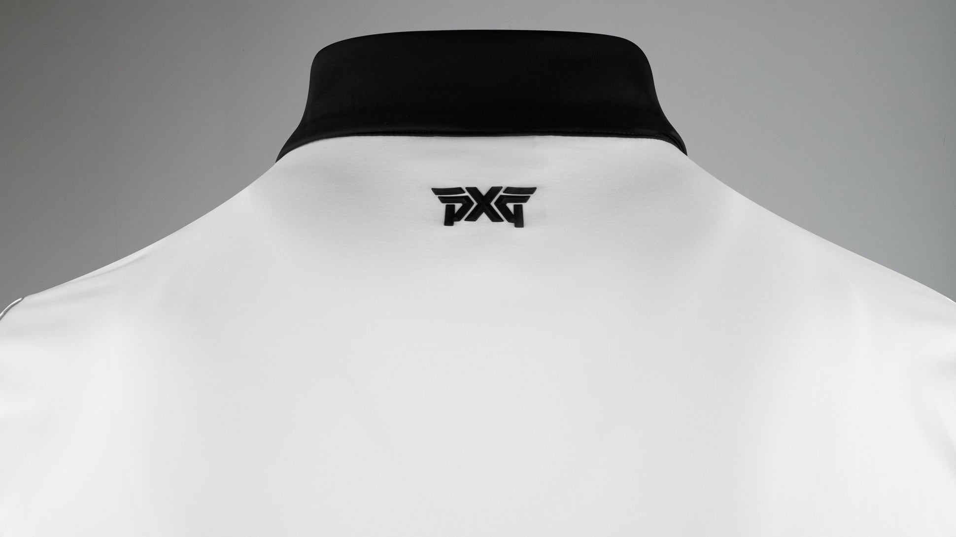 Athletic Fit Contrast Collar Polo Image 5