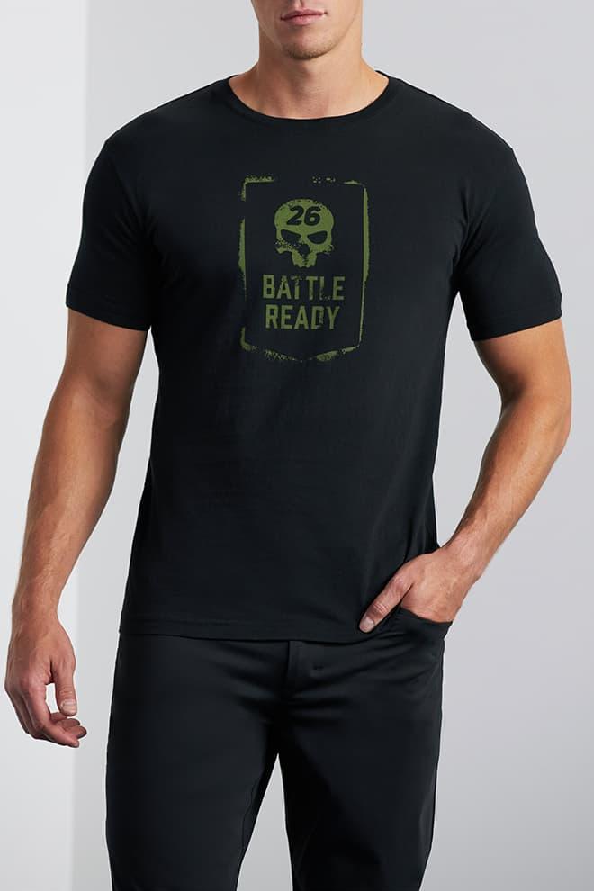 Battle Ready Tee Image 1