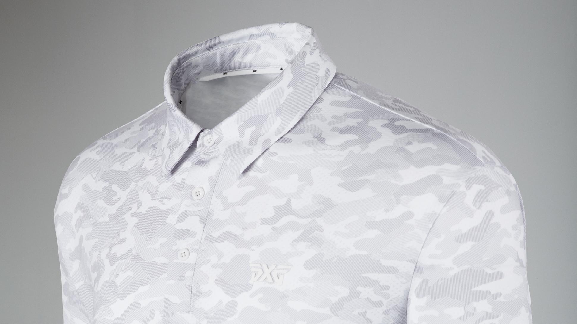 Essential Camo Polo Image 3