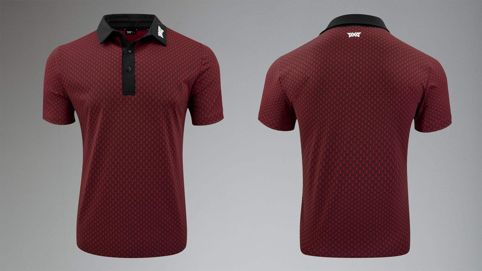 Athletic Fit Infinite Logo Polo Image 1