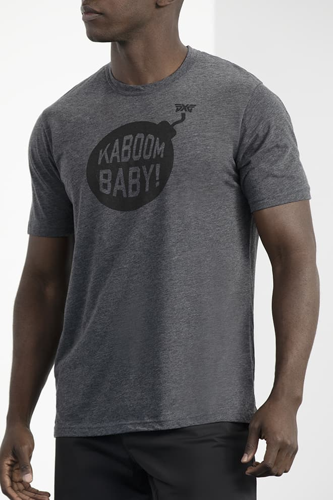 Kaboom Baby Tee Image 2
