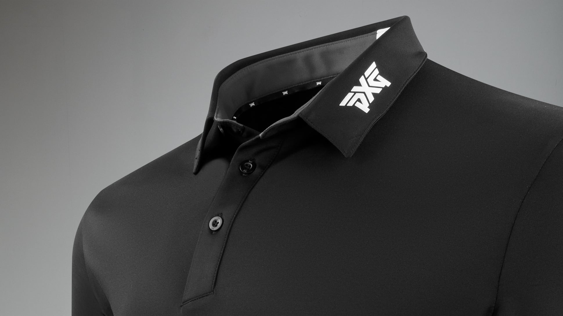 Long Sleeve Swing Performance Polo Image 2