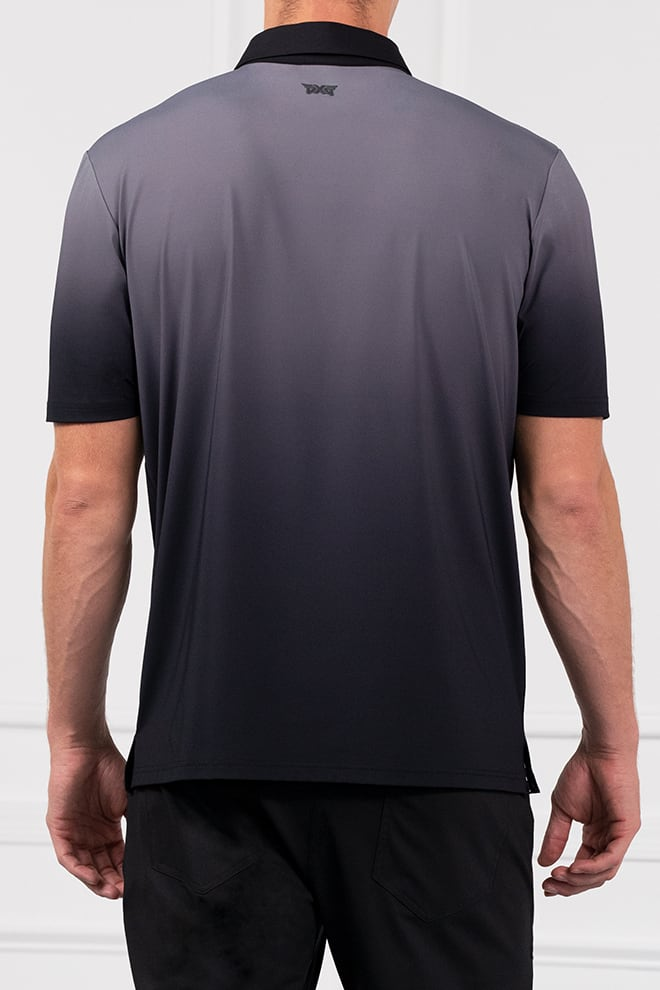 Comfort Fit Ombre Polo Image 4