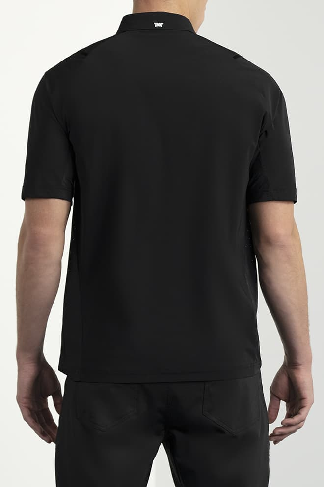 Comfort Fit On-Point Collar Polo Image 4