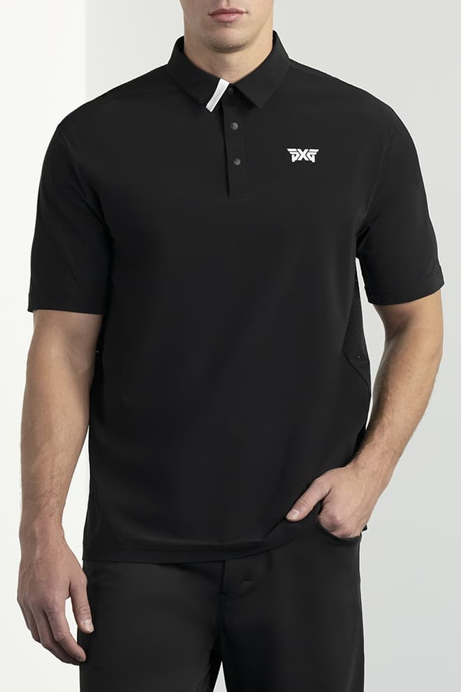 Comfort Fit On-Point Collar Polo Image 1