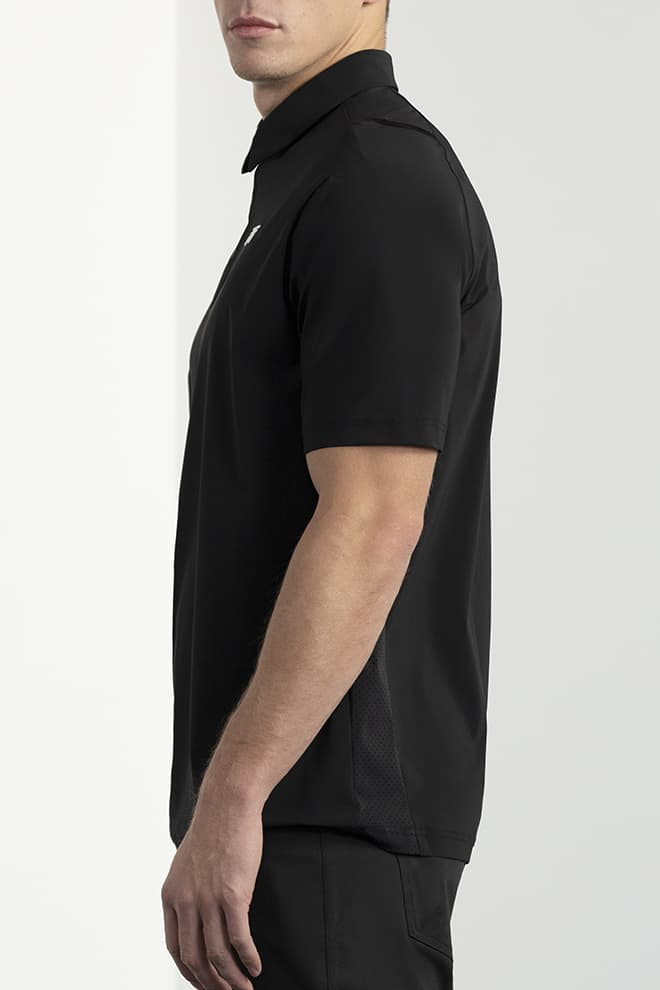 Comfort Fit On-Point Collar Polo Image 3