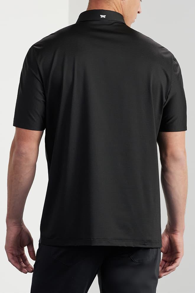 Comfort Fit Shoulder Block Polo Image 3