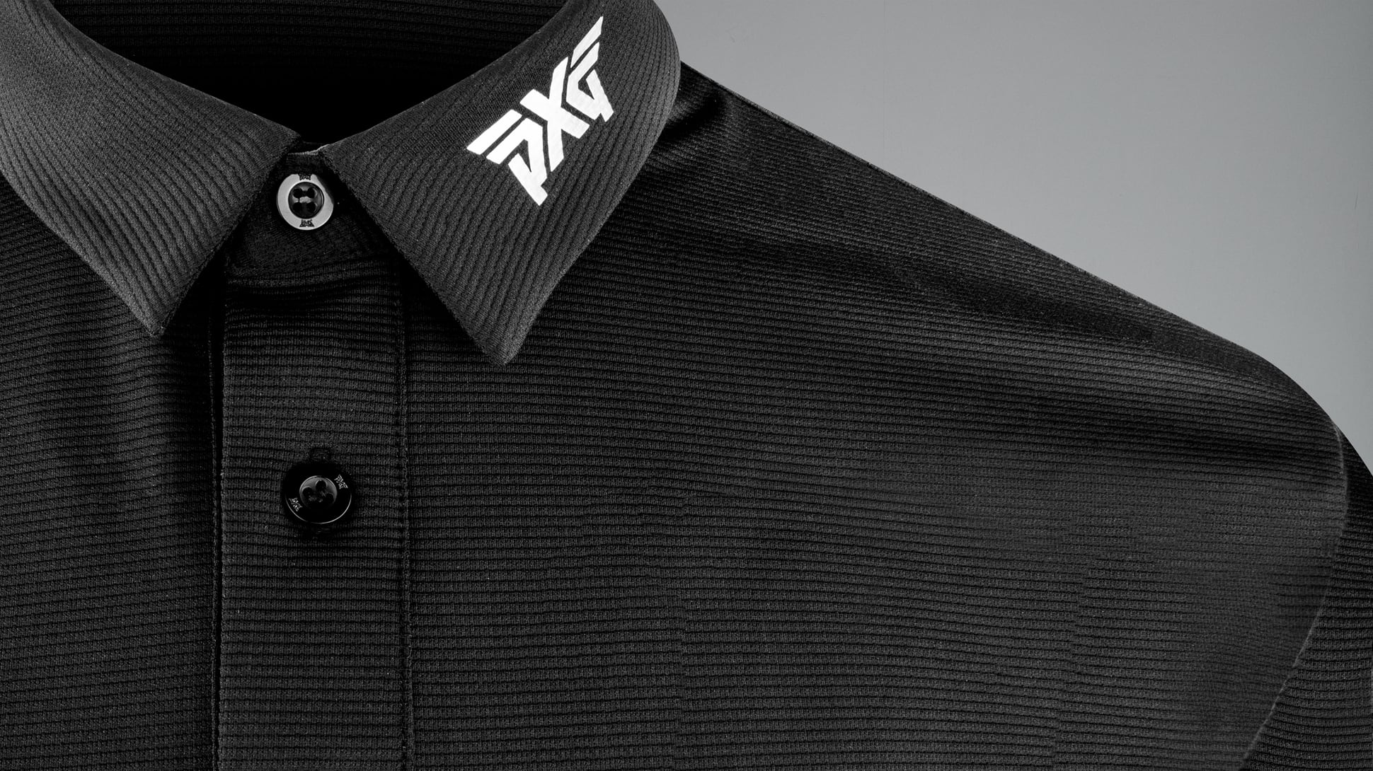 Textured Stretch Polo Image 7